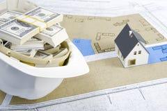 Fonds pour la construction neuve Image libre de droits
