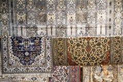 Fondsen Perzische tapijten Royalty-vrije Stock Afbeelding