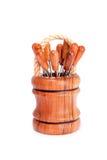fondue δίκρανα που τίθενται Στοκ φωτογραφίες με δικαίωμα ελεύθερης χρήσης