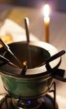 fondue цвета Стоковые Фотографии RF