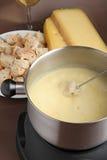 fondue Стоковое Изображение