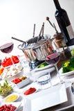 Fondue Royalty Free Stock Photo