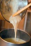 fondue Fotografia Stock
