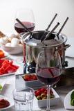 fondue Стоковые Изображения RF