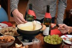 'fondue' fotos de archivo