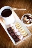 fondue Стоковое фото RF