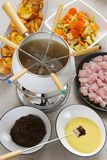 Fondue Stock Photos