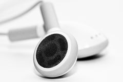 Fones de ouvido Foto de Stock
