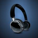 Fones de ouvido Imagens de Stock Royalty Free