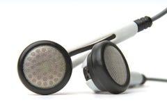 Fones de ouvido Fotografia de Stock Royalty Free