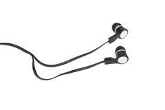 Fones de ouvido audio portáteis Fotos de Stock