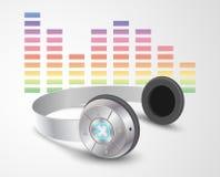 Fones de ouvido sem fio 1 Fotos de Stock