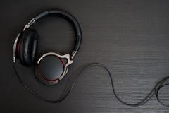 Fones de ouvido sem redução Foto de Stock Royalty Free