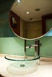 Foniture del hotel - cuarto de baño Fotos de archivo