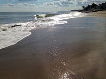 Fonkelend Zand stock afbeeldingen
