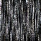 Fonkelende zwarte achtergrond met witte vlekken Royalty-vrije Stock Foto's