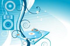 ' fonograf ' Obrazy Stock