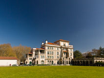 Fonseca University College. Colegio Mayor Universitario Fonseca at the University of Santiago de Compostela Stock Images