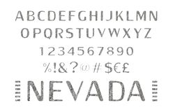 font αλφάβητο script χαρακτήρας ελεύθερη απεικόνιση δικαιώματος