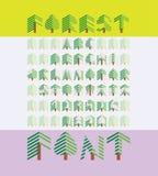 font royalty-vrije illustratie