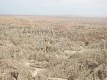 Font`s Point Overlooking the Borrego Badlands. In Anza-Borrego Desert State Park, California Stock Photos