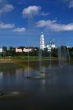 fontain tęcza Zdjęcie Stock