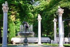 Fontaine à Aranjuez Image libre de droits