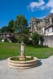 Fontaine à Limoges Image libre de droits