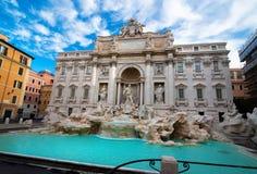 Fontaine à Rome Photos libres de droits