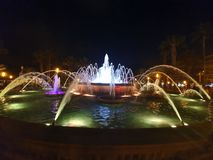 Fontaine 图库摄影