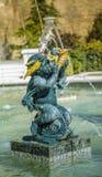 Fontaine Images libres de droits