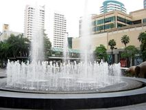 Fontaine Bangkok Photo libre de droits
