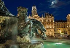 Fontaine Bartholdi Στοκ Εικόνες