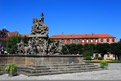 Fontaine Bayreuth de Margrave Image libre de droits