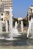 Fontaine d'Alenbi Images stock