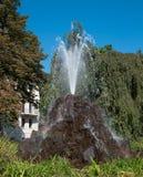 Fontaine d'arc-en-ciel Photos stock