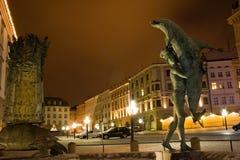 Fontaine d'Arions Photographie stock libre de droits