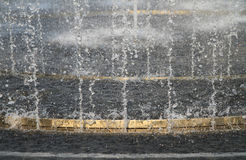 Fontaine d'eau Images stock