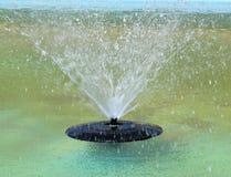 Fontaine d'eau photographie stock