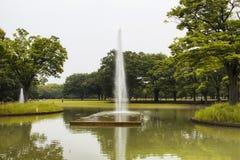 Fontaine d'eau Image stock