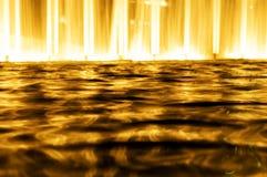 Fontaine d'eau Photos libres de droits