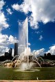 Fontaine de Buckingham Photographie stock libre de droits