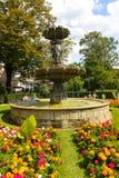 Fontaine de cupidon - Paris Photos libres de droits