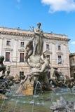 Fontaine de Diana image libre de droits