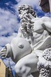 Fontaine de Francesco Robba Images libres de droits