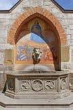 Fontaine de Hohen Schwangau Image stock
