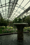 Fontaine de jardin Images libres de droits