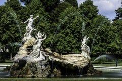 Fontaine de l'amour Images libres de droits