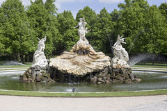 Fontaine de l'amour Clivedon Image stock