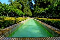 Fontaine 2 de l'Espagne Séville Image stock